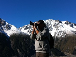 Tasman Glacier Walker