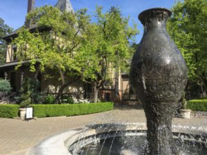 Beringer fountain