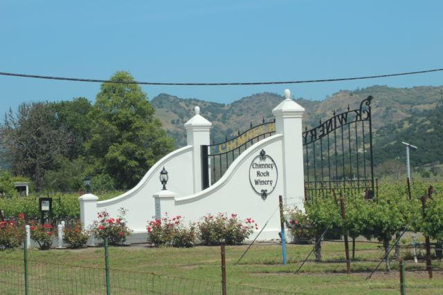 Chimney Rock Winery Napa Valley