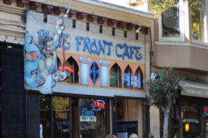 Haight Ashbury cafe