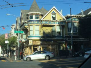 Haight Ashbury house