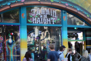 Haight Ashbury shop