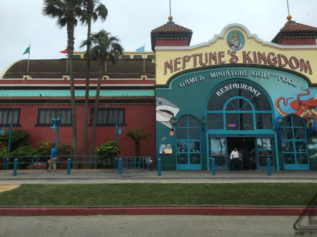 Neptune's Kingdom Santa Cruz