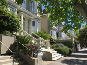 Pacific Heights street view
