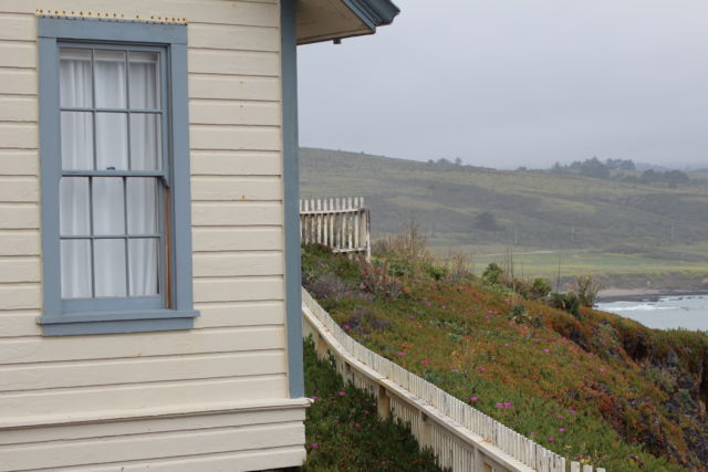 Pigeon Point hostel San Francisco to Monterey