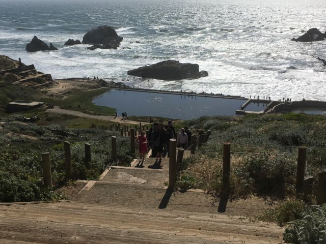 Point Lobos Sutro Baths