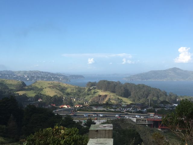 Vista Point San Francicso