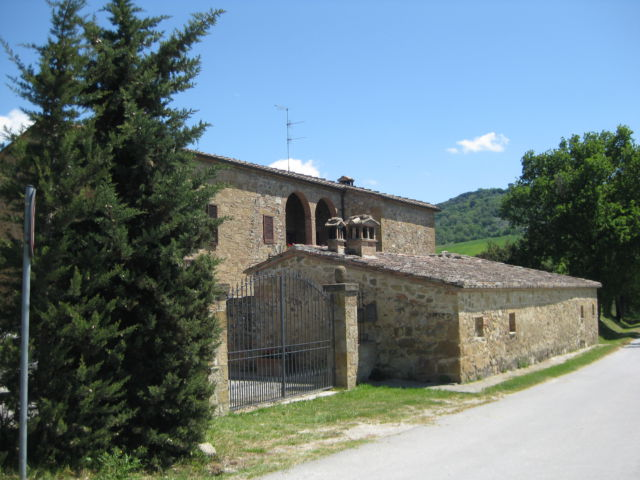 Agriturismo holiday in Tuscany Casalpiano
