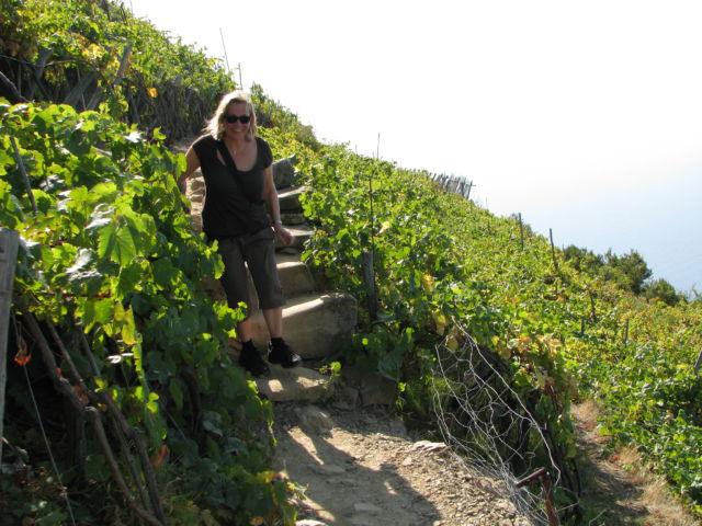Hiking Cinque Terre Trails