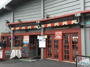 Monterey Fisherman's Wharf restaurant
