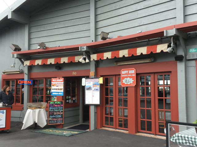 Possible and monterey bay wharf restaurants theme