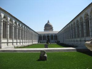 Pisa Campo dei Miracoli