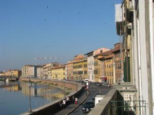 Tuscany scenic drive Pisa