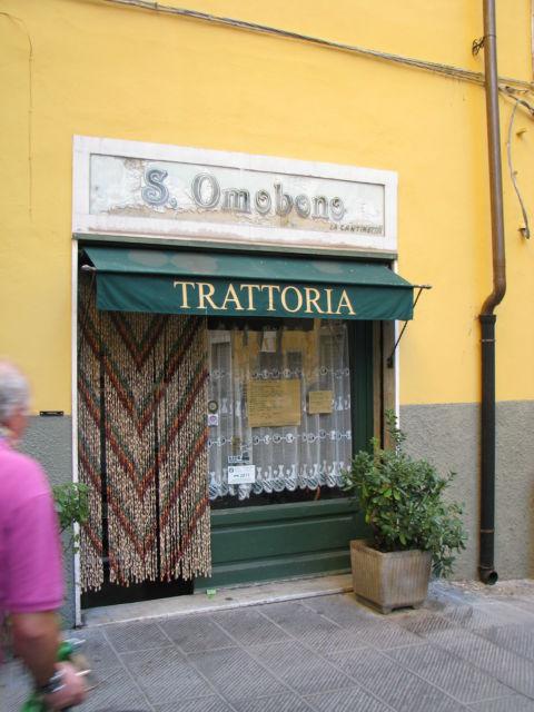 Tuscany Scenic Drive Trattoria