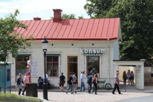 A Skansen shop