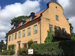 Djurgården villa