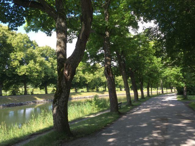 Djurgårdsbrunnskanalen, Stockholm