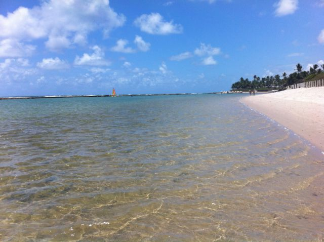 Porto de Galinhas, best beach of Brazil