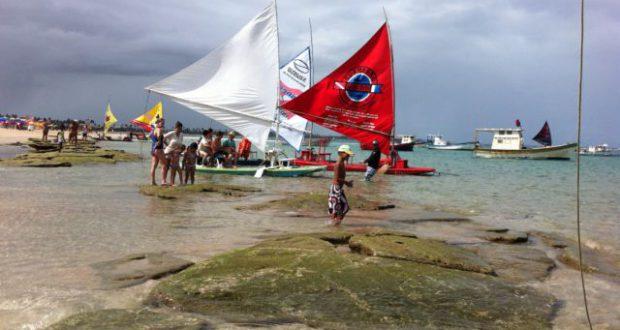 Porto de Galinhas jangada reef tour
