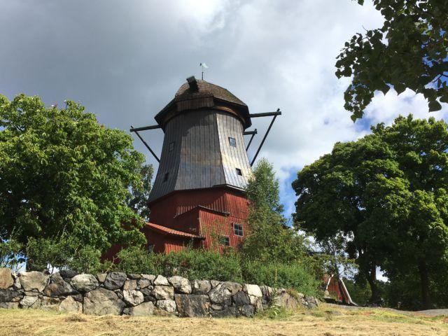 Waldemarsudde windmill, Stockholm