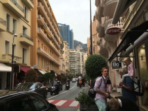 Boulevard d'Italie Monte Carlo
