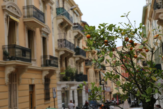 Monaco old quarter