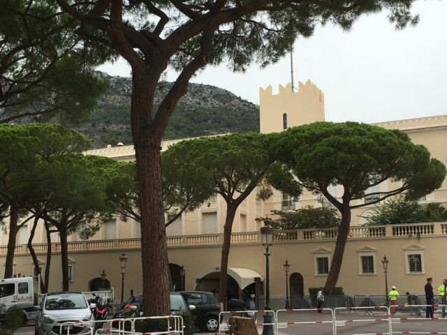 Monaco Palace Princier