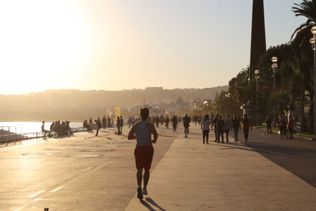 Nice in one day, Promenade des Anglais