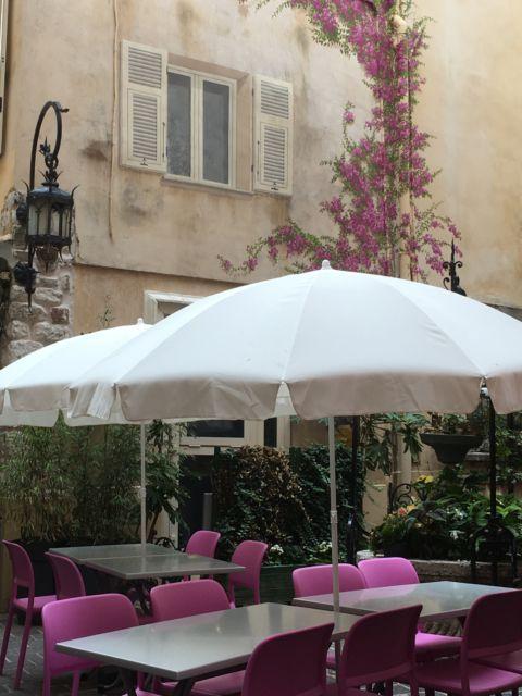 Old town cafe Monaco