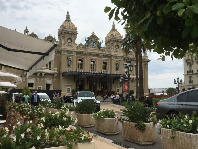 Place du Casino, Monte Carlo