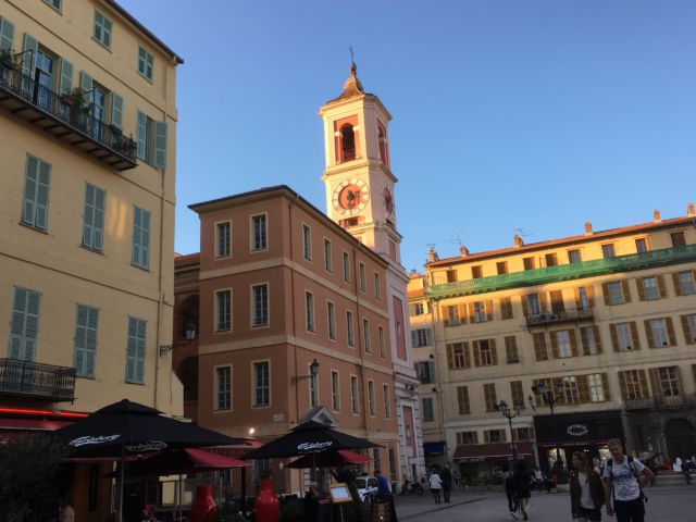 Place du Palais, Nice