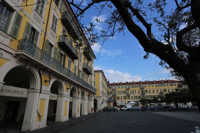 Square in Nice