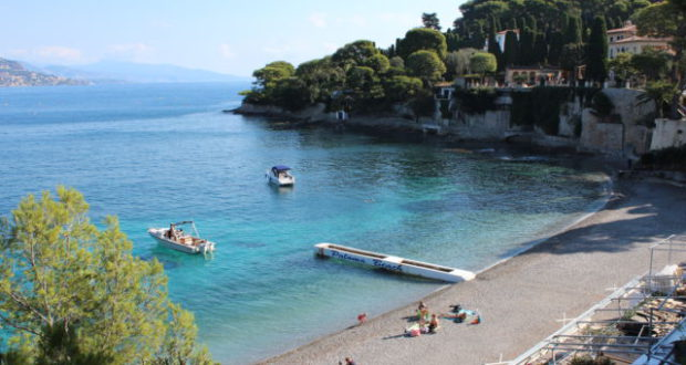 The Top 10 Places in the French Riviera, Cap-Ferrat Paloma beach