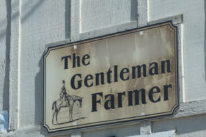 Los Alamos California the Gentleman Farmer
