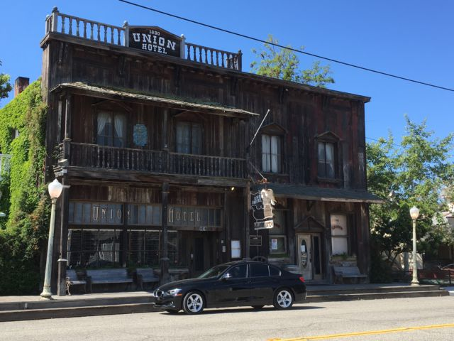 Los Alamos California Union Hotel
