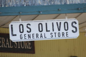Los Olivos California General Store