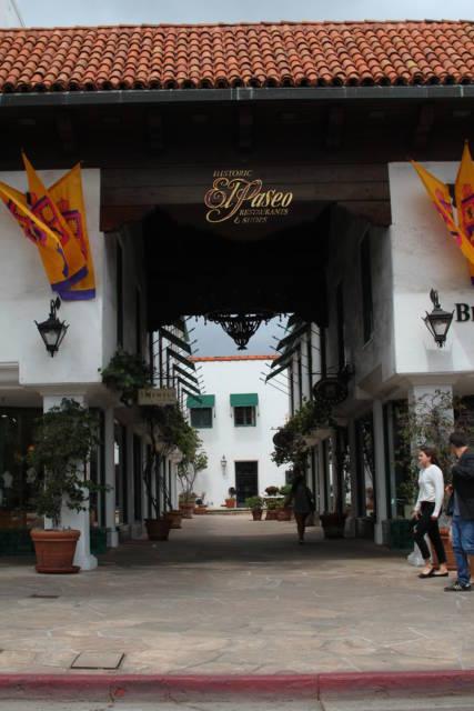 Santa Barbara Paseo