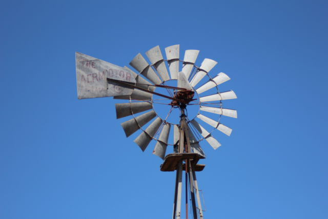 Santa Ynez Valley windmill