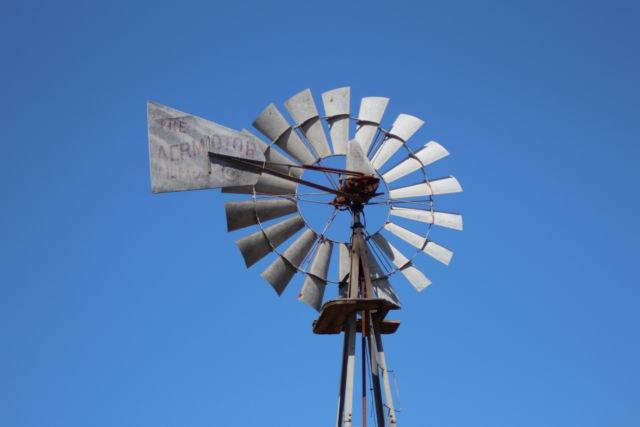 Santa Ynez Valley windmill
