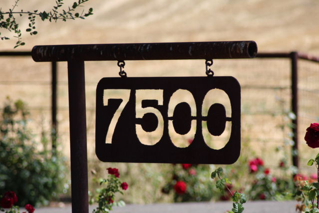 Santa Ynez Valley house number