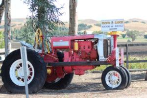 Santa Ynez Valley tractor