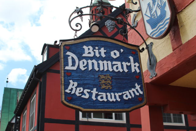 Solvang California Bit of Denmark