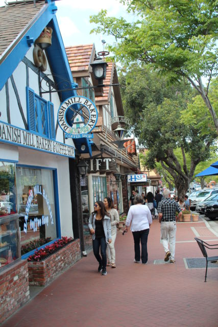 Solvang California Danish town