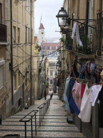 Bairro Alto street view