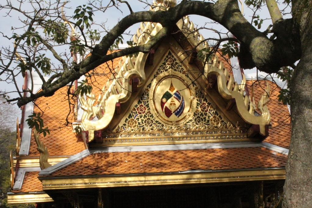 Belem Chinese pavilion