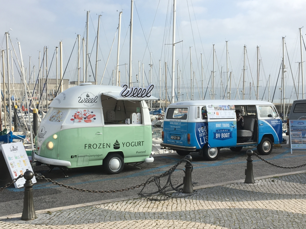 Belem frozen yogurt sellers