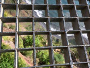 Cabo Girao viewpoint floor