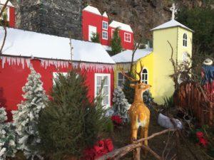Calheta Christmas view Madeira