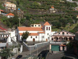 Calheta parish church