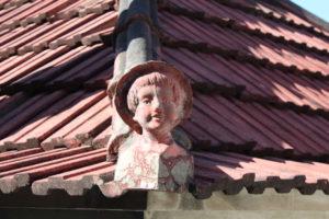 Calheta roof ornament